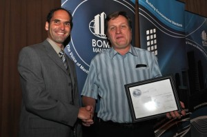 Building Operator of the Year Nominee - Jim Halpenny (Bentall L.P.)