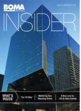 BOMA Manitoba - Insider - Winter 2017/18 Edition