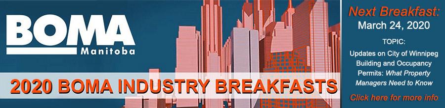 2020 BOMA Industry Breakfasts